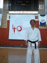 40e anniversaire France Shotokan Mulhouse