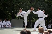 Démonstration Jardin du Luxembourg 2010