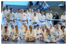50e anniversaire de France Shotokan à Saint-Lo
