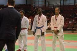 Championnat de Paris kumité 2016